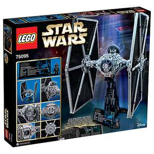 LEGO Star Wars Ultimate Collector Series Imperial TIE Fighter £152.99 at John Lewis