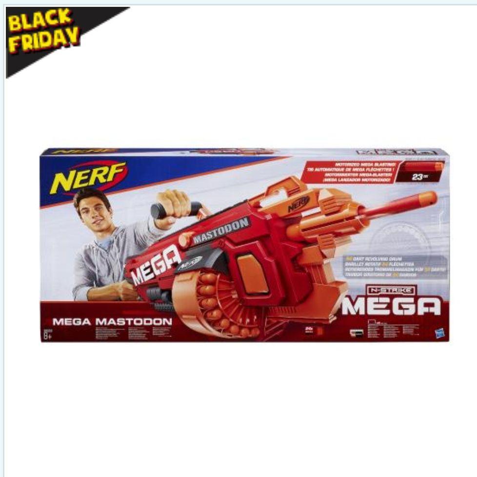 Nerf Mega Mastodon gun @ Hamleys £50.50 delivered