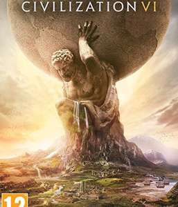 Civilization VI PC Steam Code £25 Amazon