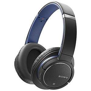 Sony MDR-ZX770BN Wireless and Noise Cancelling Headphones - Black Blue colour £79.99 Amazon