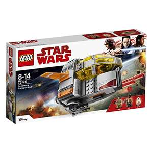 LEGO Star Wars The Last Jedi 75176 Resistance Transport Pod - £28.34 @ Amazon