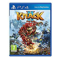 Knack 2 (PS4) £20 Delivered @ Tesco (Amazon Matched)