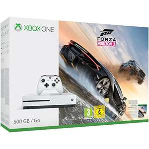 Xbox One S 500GB Console - Forza Horizon 3 Bundle (Xbox One) £145.43 Amazon Warehouse Used - Very Good