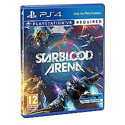 Starblood Arena (PS4/PSVR) £6 Delivered @ Tesco