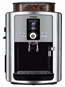 Krups - Bean to cup coffee machine EA8050 Now just £350 + 2 Year guarantee @ Amazon