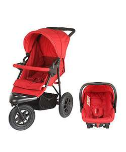 Mothercare Xtreme Travel System - Red £99