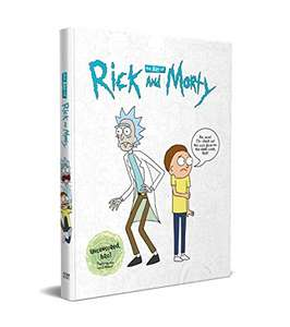 The Art of Rick and Morty Hardcover Book £20.40 @ amazon.co.uk