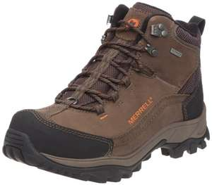 Merrell Men's Norsehund Omega Mid Waterproof High Rise Hiking Boots £54.99 (RRP:£100) (most sizes) @ amazon