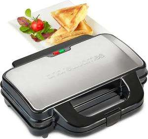 Andrew James Deep Fill Sandwich Toaster Non Stick Toastie Maker Machine 900W £19.99 +8x Nectar @ AndrewJamesDirect Ebay