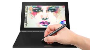 Lenovo Yoga Book 10.1 Windows Laptop - £299.99 @ Amazon