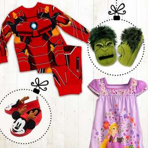 25% Off Selected Sleepwear (some have upto 50% off)  - prices frome £4.99 @ The Disney Store