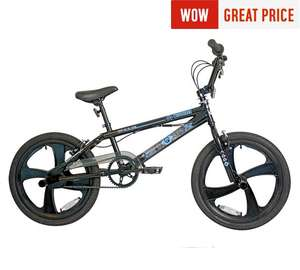 Westbeach Bio Hazard Mag Gyro BMX Bike USE CODE FLASH20 @ Argos £71.99