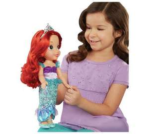 Disney Princess Toddler Dolls From £12.49 @ Argos