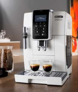 De'Longhi Dinamica Automatic Bean to Cup Coffee Machine, ECAM350.35.W - £299 @ Costco