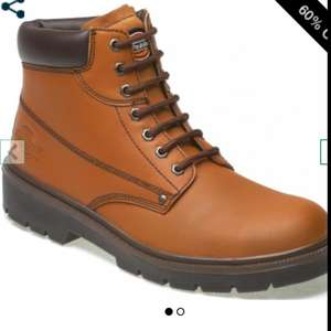 Dickies Antrim Safety Boots £14.39 incl delivery @ Dickies Store