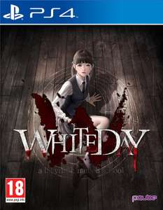 White Day: A Labyrinth Named School (PS4) £13.69 Delivered (Like New) @ Boomerang via Amazon