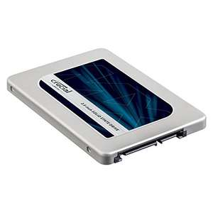 Crucial MX300 525GB SATA 2.5 Inch SSD £114.99 @ Amazon