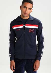 Adidas originals 83C mens navy track top hoody £32.49 @ zalando + quidco