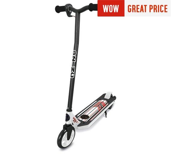 Zinc Volt XT Electric Scooter  @ Argos ONLY £59.99