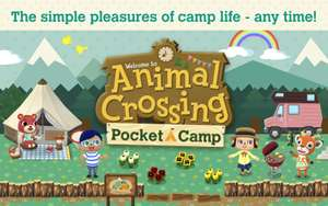 Animal Crossing: Pocket Camp Coming To Mobile Devices - 22/11 (F2P)
