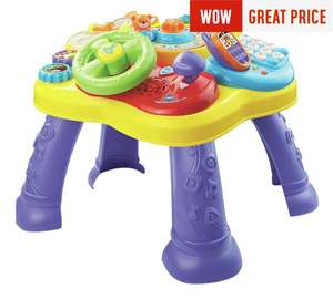 VTech star activity table £17.19 Argos