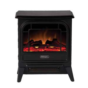 Dimplex Microstove MCFSTV12 Log Effect Electric Stove in Black £65 Del @ Co-op Electrical (£79 - £85 elsewhere)
