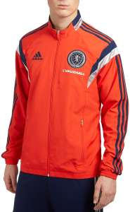 Adidas 2014-15 Scotland Player Issue Presentation Jacket (Multiple Sizes) - £12.74 Delivered @ Classic Football Shirts