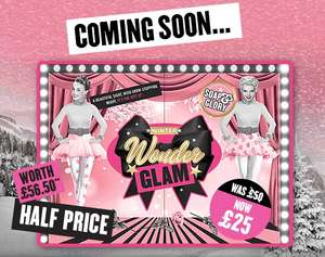 Soap & Glory Winter Wonder Glam £25 @ boots