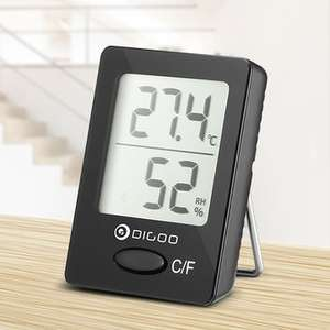 Digoo DG-TH1130 Home Comfort Digital Indoor Thermometer Hygrometer Temperature Humidity Monitor £2.72 Delivered with code @ Banggood