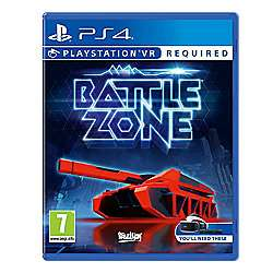 PS4 Battlezone / RIGS / Farpoint / Driveclub £14 delivered @ Tesco Direct