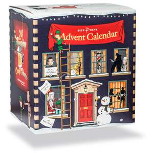 Beer Hawk Craft Beer Advent Calendar was £75 now £55 (or £49.50 with newsletter sign up code) Del @ Beer Hawk
