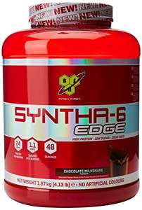 BSN Syntha-6 Edge Protein Powder 1.87kg - £23.99 @ Amazon