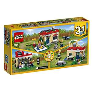 LEGO Modular Poolside Holiday 31067 - £14.53 prime / £19.28 non prime @ Amazon