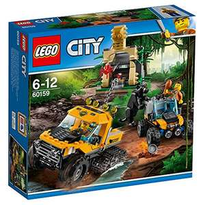 LEGO City Jungle Halftrack Mission 60159 - £14.53 @ Amazon