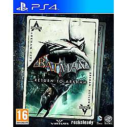Return To Arkham (PS4) @ Tesco