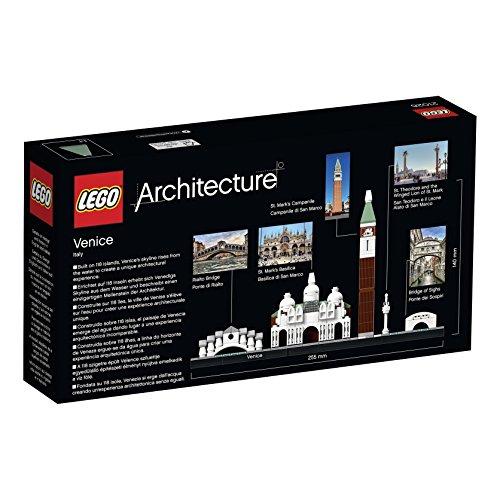 LEGO Architecture Venice - £16.71 prime / £20.70 non prime @ Amazon