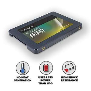 Integral 240 GB V Series V2 SSD £71.99 @ Amazon