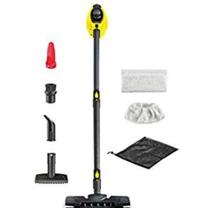 Kärcher SC1 Premium Steam Cleaner, Handheld and Steam Mop In One - Yellow £45.00 @ Amazon