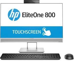"HP EliteOne 800 G3 i7 23.8"" FHD Anti-Glare Touchscreen All In One (Black Friday) reduced by £276 to £1114.80"