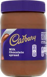Cadbury Milk Chocolate Spread (700g) ONLY £2.79 @ Iceland