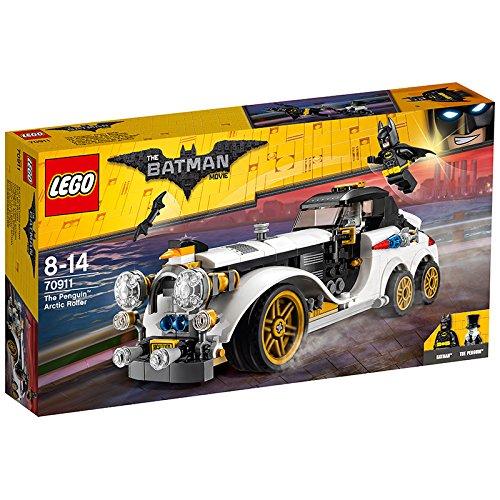 DC Comics Lego Batman The Penguin Arctic Roller Building Toy @ Amazon