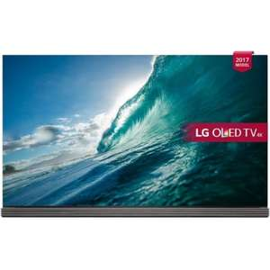 "LG Signature OLED 4K 77"" TV - £12k off  £7999 @ Superfi!"