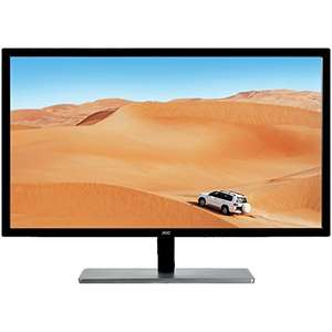 AOC Q3279VWF QHD 31.5-Inch HDMI DVI Monitor - Black - £199.99 @ Amazon