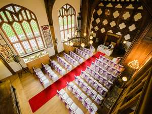 Ordsall Hall Wedding package was £2273 now £568 up to 86 guests @ Key103