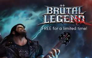 [Steam] Brutal Legend - FREE - Humble Bundle