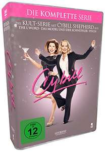 Cybill - Complete series -  £18 Amazon Germany
