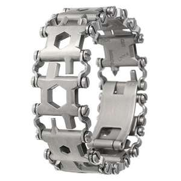 Cheap Leatherman Tread Bracelet Competitor? £33.37 @ Banggood