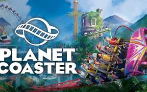 55% off Planet Coaster £13.49 (Steam) @ Humble