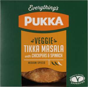 Pukka Pies All Steak Pie (233g) + Varieties as Stocked was £1.50 now £1.00 (Rollback Deal) @ Asda
