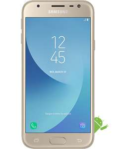 Samsung Galaxy J3 (2017 model) £129+£10 top-up on PAYG @ CPW
